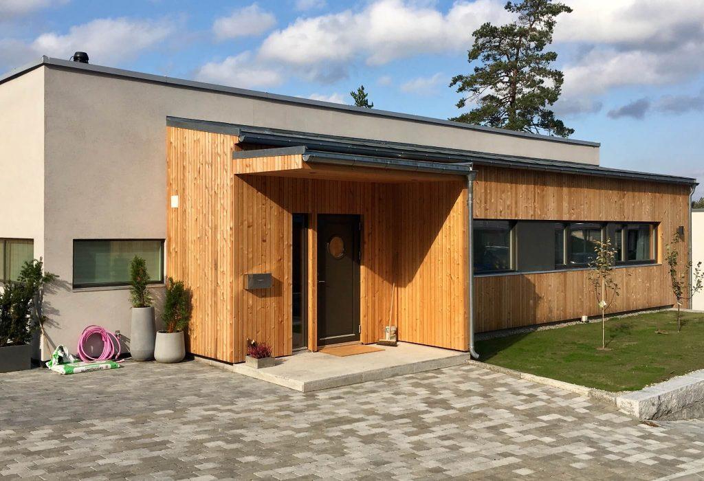 Ombygging av bolig og nybygg av garasje